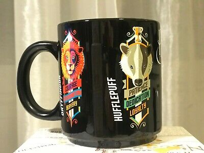 Harry Potter Esselunga Mug Tazze Tazza - Hogwarts Houses - Magical Effects