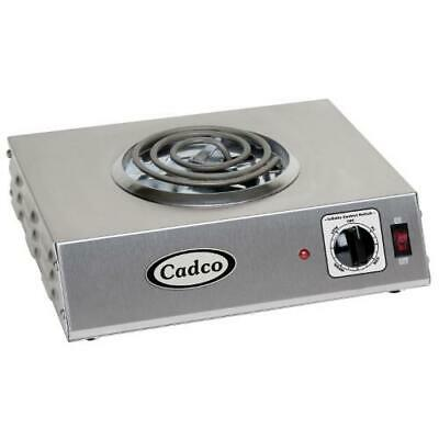 Cadco - CSR-1T - 120V Single Hot Plate