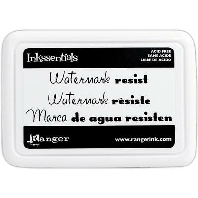 Ranger Watermark Resist Dual-Purpose Ink Pad - Acid Free - Also for Embossing