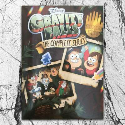 Gravity Falls: The Complete Series (DVD 2018 7-Disc Region 1 US) Fast shipping