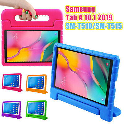 For Samsung Galaxy Tab A 2019 10.1'' Kids Full Body Case Handle Stand T510 T515