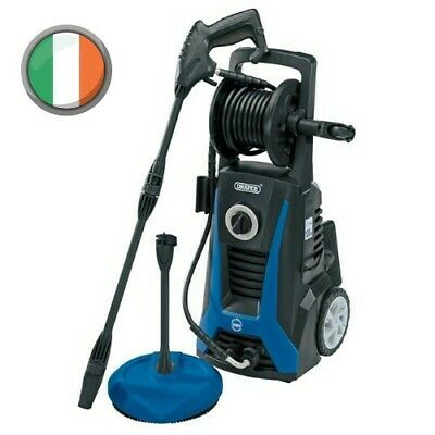 DRAPER 2200W 230V Pressure Washer with Total Stop Feature | 83414
