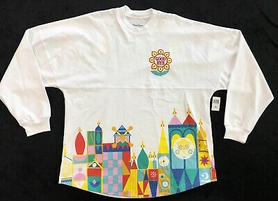 Disney Parks Disneyland Resort Its A Small World Spirit Jersey Large L BNWT