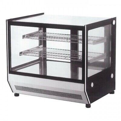 Commercial Square Cold Food Display Units Bench Top Gn-900Rt