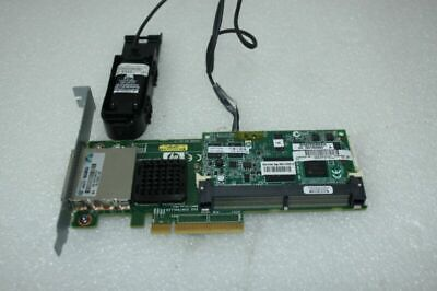 HP HSTNM-B015 Smart Array SAS RAID Controller with Battery