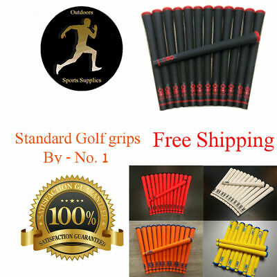 Champkey Grip IOMIC NO. 1 Golf Grips 5 Colors Rubber Club Grips Free Shipping