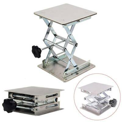 Manual Lifting Platforms Lab Lifter Stand Rack Laboratory Scissor Lift Table