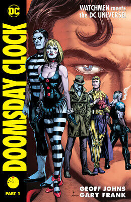 Doomsday Clock Hc Part 01 [Jul190638] Dc Comics