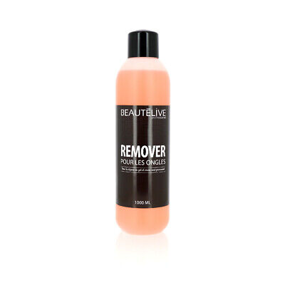 Remover pour les ongles 1000ml