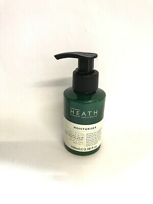 Heath Moisturiser 100ml Smooth Hydrate & Protect