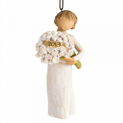 BLACK FRIDAY DEAL Willow Tree 2019 Ornament 27902 - New & Boxed Figurine RRP £24