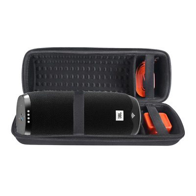 Hard Carry Cover Case for JBL Link 20 Voice Activated Portable (Black)