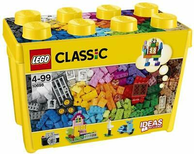 LEGO Box Classic Large Creative Brick Box Construction Set Toy 790 pieces New