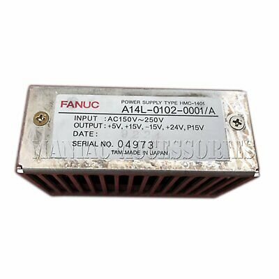 1PC Used FANUC A14L-0102-0001/A A14L-0102-0001 A Tested In Good Condition