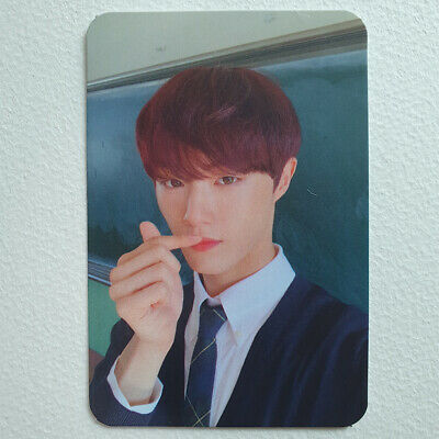 CIX 2nd EP Album HELLO Chapter 2 Hyunsuk Official Photocard