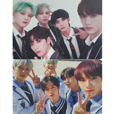 CIX 2nd EP Album HELLO Chapter 2 Group Official Photocard