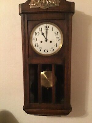 Antique Vintage Wall Clock