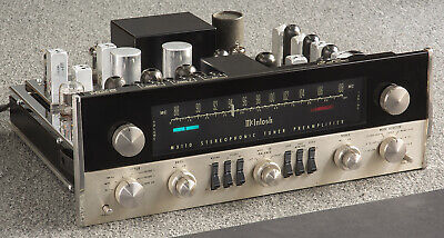 McINTOSH MX110 Tube FM Stereo Tuner/Preamp Z Series with Phono MX-110 SUPER!