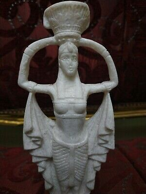 Rare Antique Ancient Egyptian Statue Queen Kilo Patra Bc