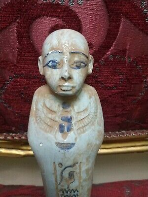 Antique Statue Rare Ancient Egyptian Pharaonic Ptahhotp Ptah God of wisdom Bc