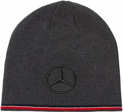 OFFICIAL MERCEDES AMG Petronas F1 2019 Team Beanie Adults hat - GREY