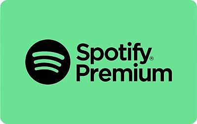 SPOTIFY PREMIUM FOR 6 MONTHS (read Description)