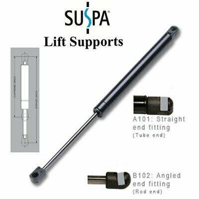 """SET 17/"""" NP Gas Strut Shock Spring Lift Support Rod Piston Arm REPLACE C16-10171"""