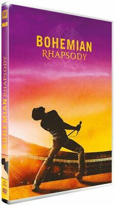 Bohemian Rhapsody DVD 2019 Édition Français Queen Film Musical Freddie Mercury