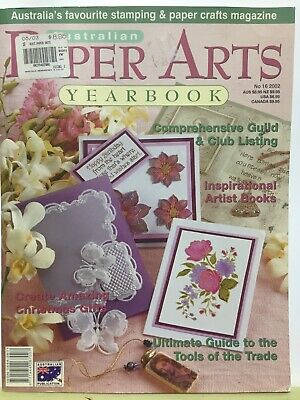 Craft Magazine:  Paper Arts No 16