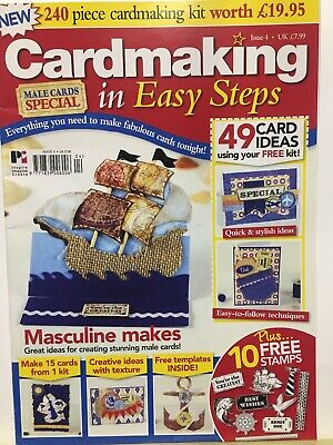 Craft Magazine:  Cardmaking in Easy steps Issue 4
