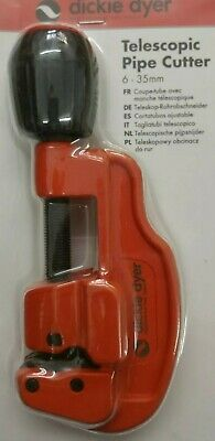 Brand New Dickie Dyer Pipe Cutter 6-35mm