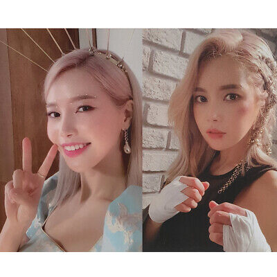 MAMAMOO 2nd Full Album reality in BLACK HIP Solar Official Photo Card