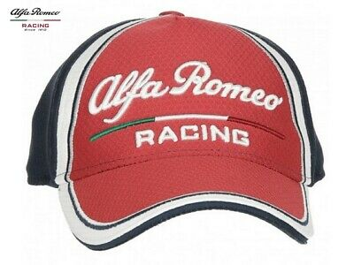 GENUINE 2019 Alfa Romeo Racing F1 -  3D Team Cap