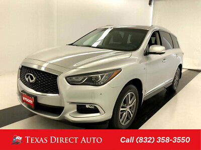 2016 Infiniti QX60  Texas Direct Auto 2016 Used 3.5L V6 24V Automatic AWD SUV Premium