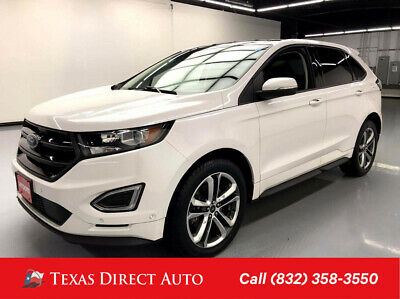 2015 Ford Edge Sport Texas Direct Auto 2015 Sport Used Turbo 2.7L V6 24V Automatic AWD SUV Premium