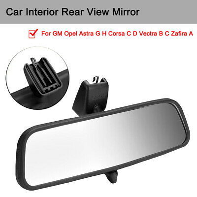 1 X Car Interior RearView Mirror Compatible with GM Opel Zafira Corsa C D Astra
