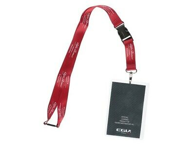 OFFICIAL 2019 Alfa Romeo Racing F1 Team - Lanyard AFR_LY30