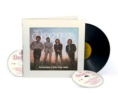 The Doors - Waiting For The Sun 50th Anniversary Deluxe 2CD  LP BOXSET FAST SHIP