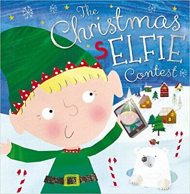 NEW - Story Book The Christmas Selfie Contest by Make Believe Ideas  Ltd.