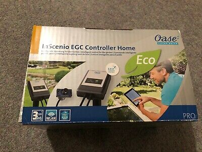 Oase InScenio EGC Controller Home