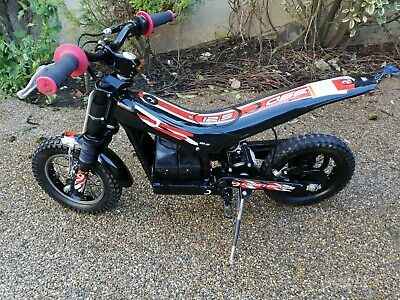 Oset 12.5 child's electric bike for ages 2-5 years will make great first bike