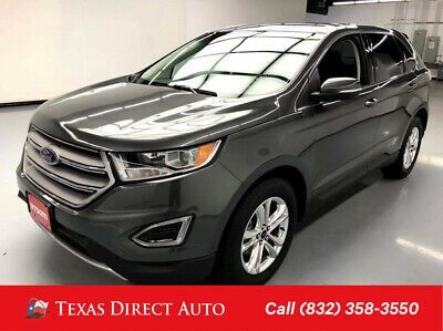 2015 Ford Edge SEL Texas Direct Auto 2015 SEL Used 3.5L V6 24V Automatic FWD SUV Premium