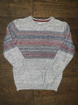 Age 5 Boys Christmas Jumper IMMACULATE CONDITION