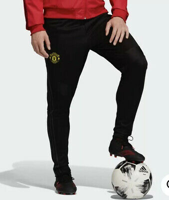 Boys MANCHESTER UNITED TRAINING TRACKSUIT BOTTOMS BNWT Age 9-10 Years