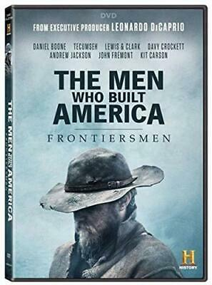 The Men Who Built America: Frontiersmen from The History Channel 2 DVD SET NEW