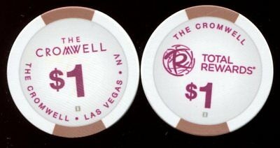 $1 Las Vegas The Cromwell Casino Chip - Uncirculated