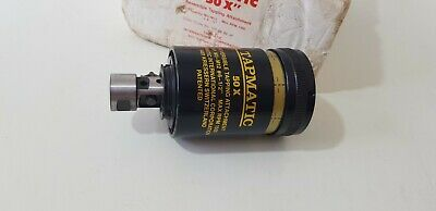 Tapmatic 50X #6 to 1/2 Tapping Tap Head Attachment 33JT 33 JT Mount w/ 2 parts