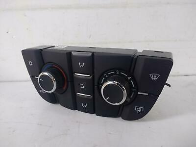 2015 VAUXHALL ASTRA Heater Climate Controls 724