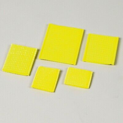 Sponge Covers 7.6cm square for Generic Rubber electrodes - (Pack of 5)