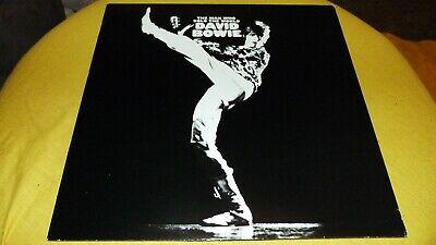David Bowie / The Man Who Sold The World - Excellent